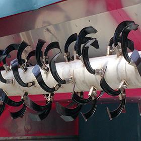現代畜産向け大量処理のメガマシン